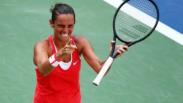 Vinci a les armes pour embêter Serena Williams