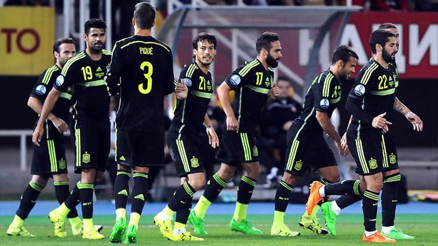 L'Espagne a eu besoin d'un coup de pouce, mais elle n'est toujours pas qualifiée
