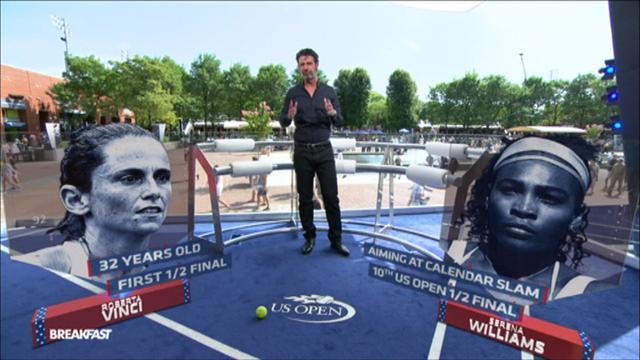 The Coach : La puissance de Williams ou la régularité de Vinci ?