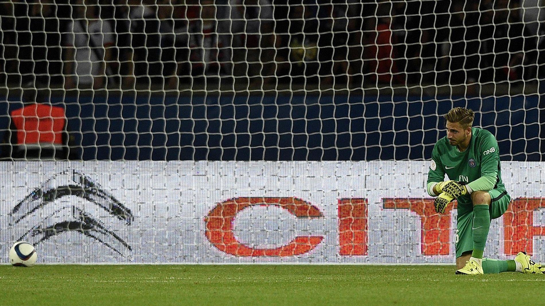 Face à Bordeaux (2-2), le PSG a vu Kevin Trapp à l