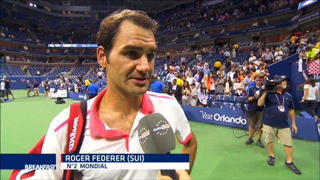 Federer : «J'ai été capable de dicter l'échange»