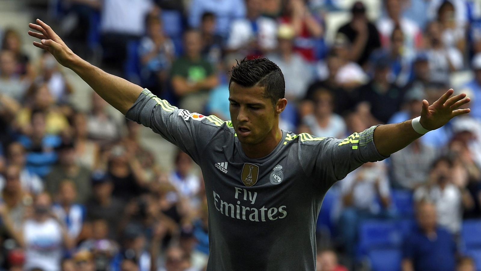 Liderato para el Barça y repoker de Cristiano.
