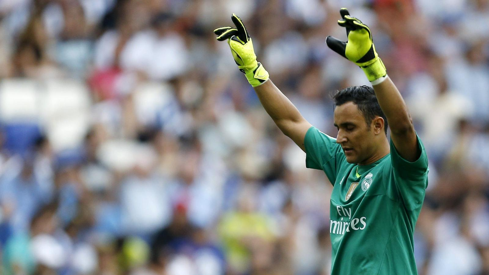 Keylor Navas set to break 40 year old clean sheet record with Real
