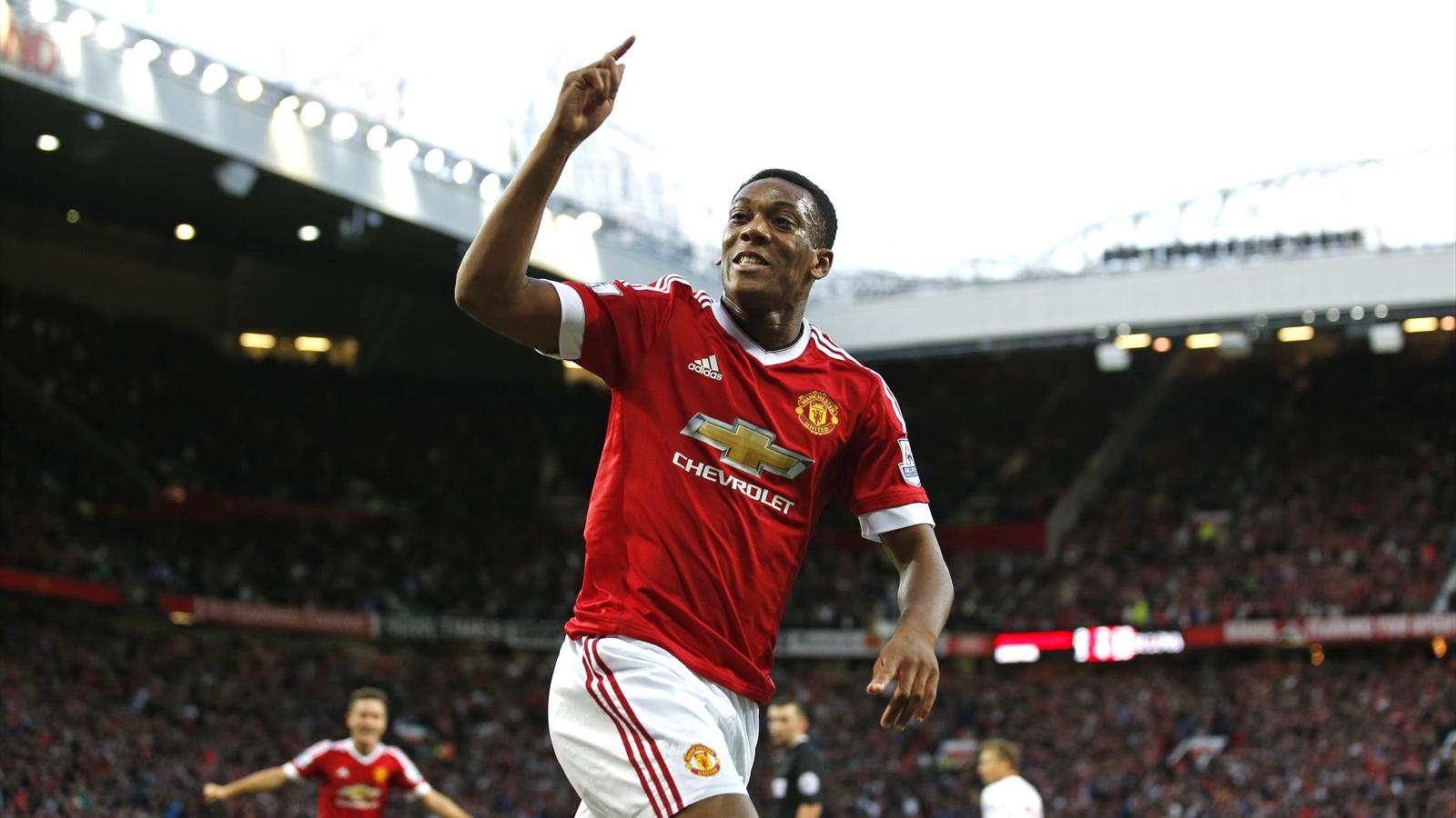 Anthony Martial Scores Debut Stunner As Manchester United