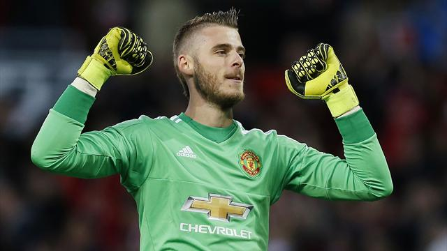 Top 20 des salaires de Manchester United : De Gea remonte en flèche