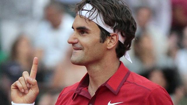 """Federer à Paris ? """"Guy Forget est en train de faire le tour de l'Arc de Triomphe pour célébrer ça"""""""