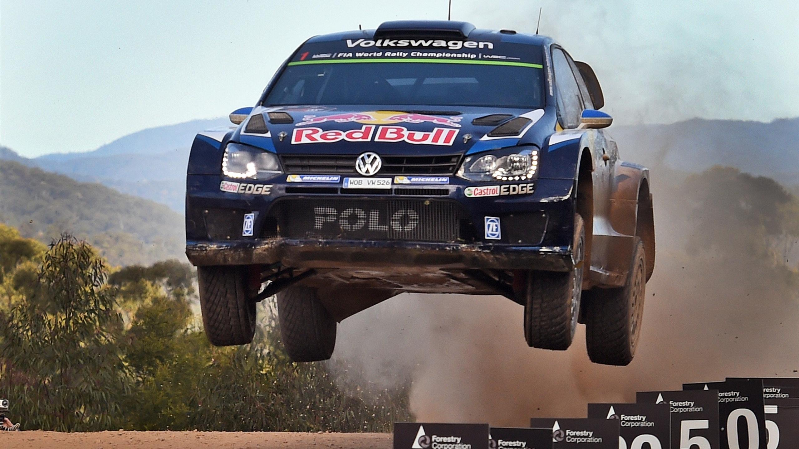 Sébastien Ogier (VW) - Rally of Australia 2015