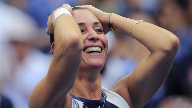 Flavia Pennetta ai quarti a Mosca: andrà alle Finals