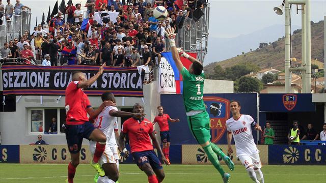 Sans briller, Monaco regoûte aux joies de la victoire