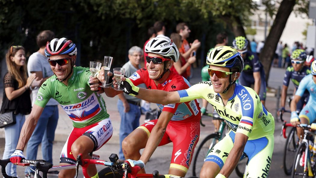 Aru gana la Vuelta y Degenkolb la última etapa
