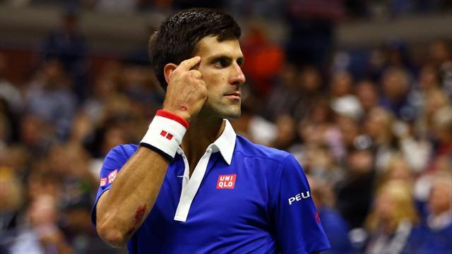 """Djokovic : """"Nous voulons tous terminer la saison de la meilleure mani�re"""""""