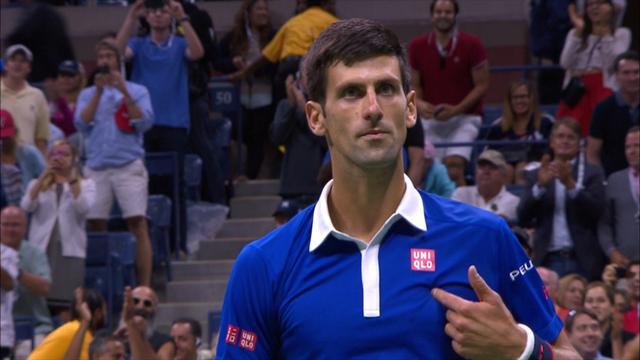 Classic final highlights: 2015 US Open - Djokovic v Federer