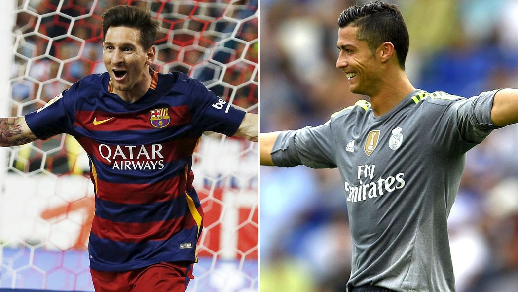 Lionel Messi: I don't compete with Cristiano Ronaldo - Liga