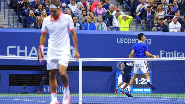 En Djokovic, Federer a trouvé son Federer