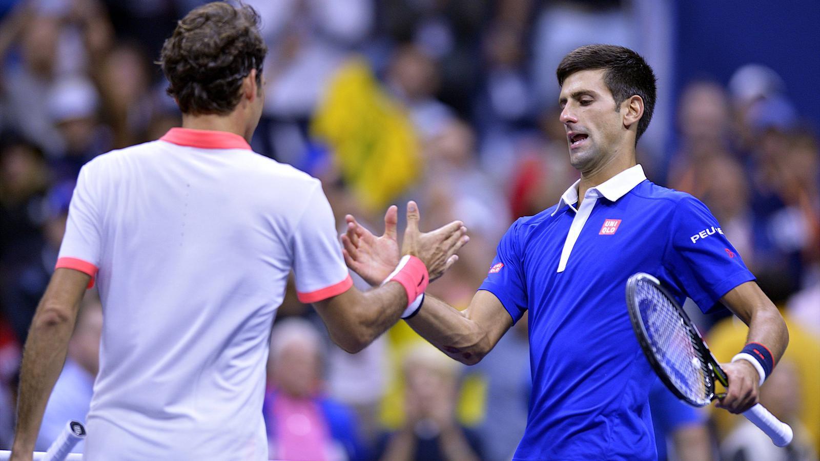 Novak Djokovic, bourreau de Roger Federer