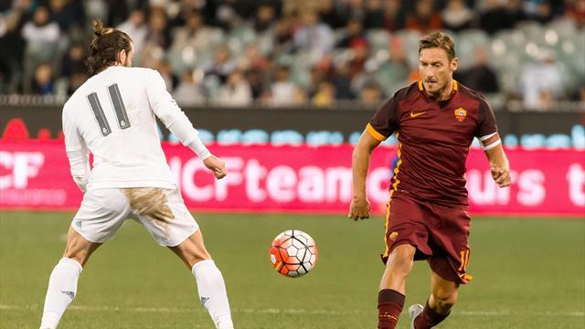 """Totti e quell'autografo a Florentino Perez: """"L'unico giocatore a rifiutare il Real"""""""