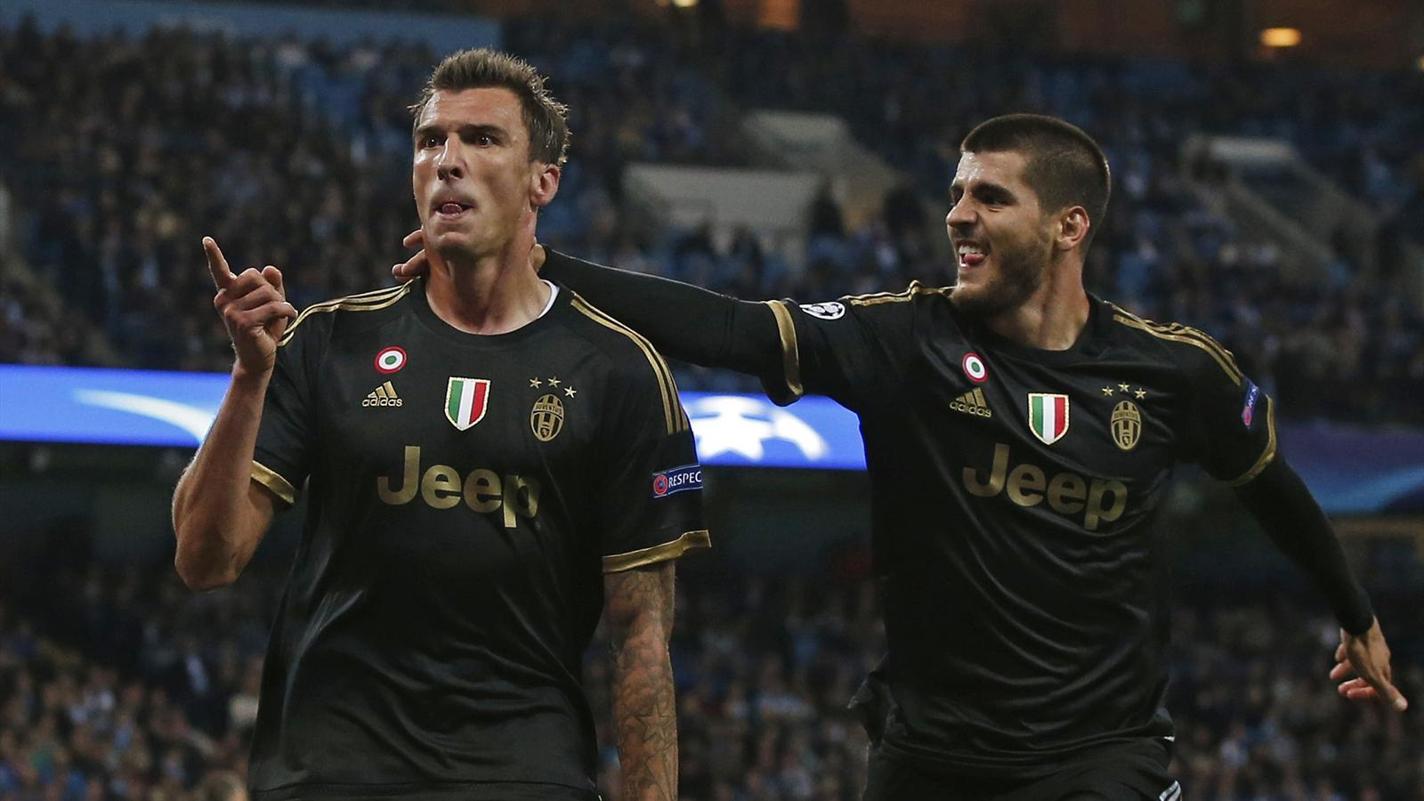 More European Distress For Manchester City As Juventus Claim Late Win Eurosport