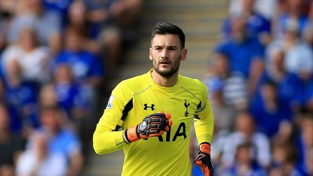 Hugo Lloris happy at Tottenham, demands progress in Europa League
