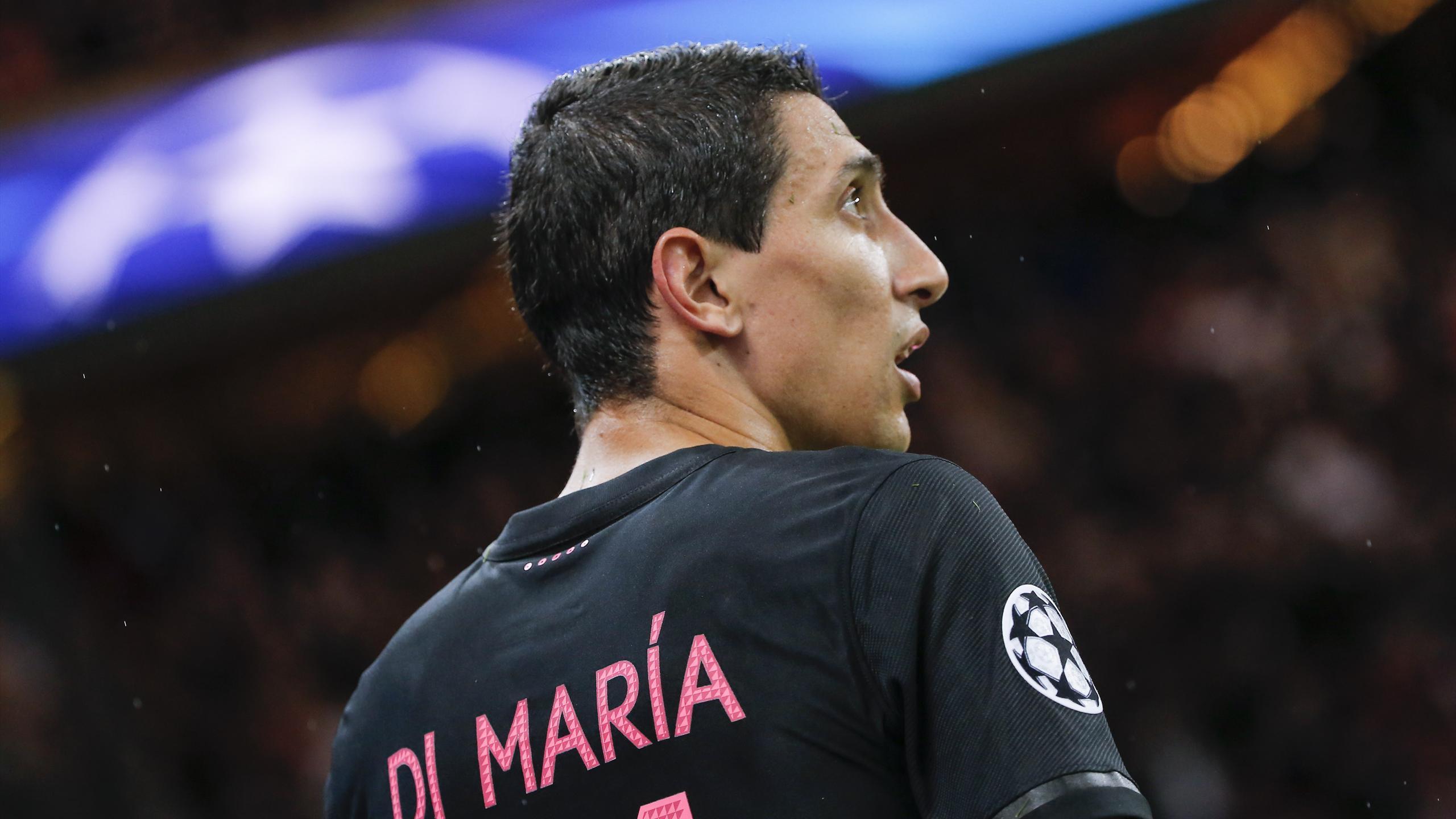 Angel Di Maria a brillé avec le PSG contre Malmö