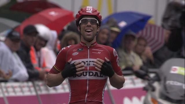 Regardez le Grand Prix de Wallonie en direct sur Eurosport