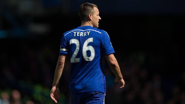 Terry et Chelsea, c'est (bientôt) fini