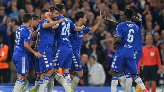 Chelsea s'éclate, le Zenit renverse la table