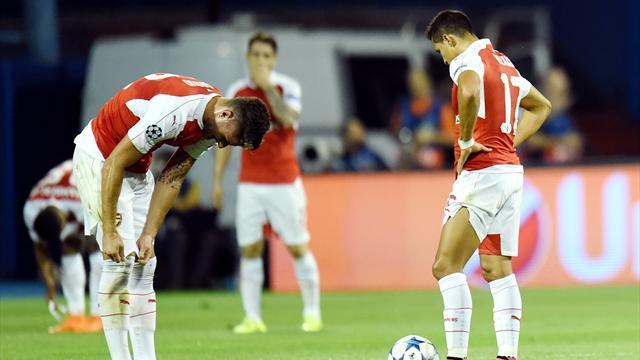 Отпуск в Хорватии. Почему поражение «Арсенала» пойдет ему на пользу