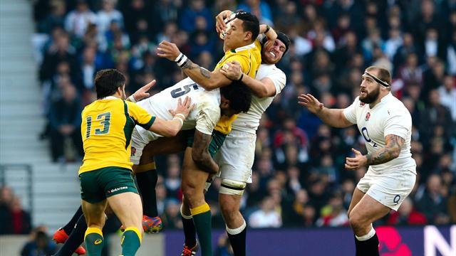 Lafond: «Je n'imagine ni les Anglais perdre contre l'Australie, ni les Gallois se qualifier»