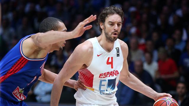 До Газоля ни один игрок не набирал 40 очков в полуфиналах Евробаскета в течение 26 лет