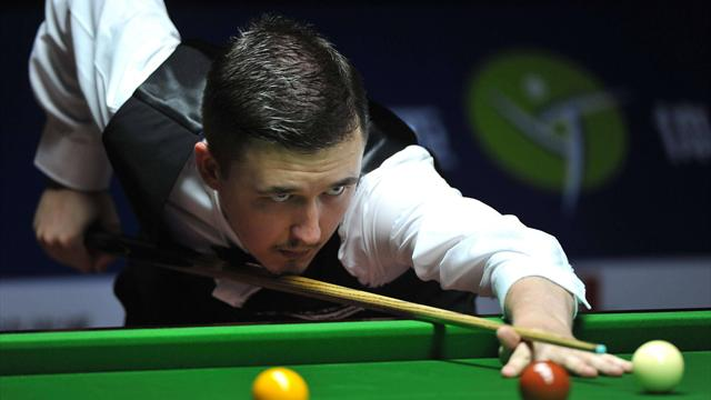 Wilson clinches deciding frame to beat Perry in thriller