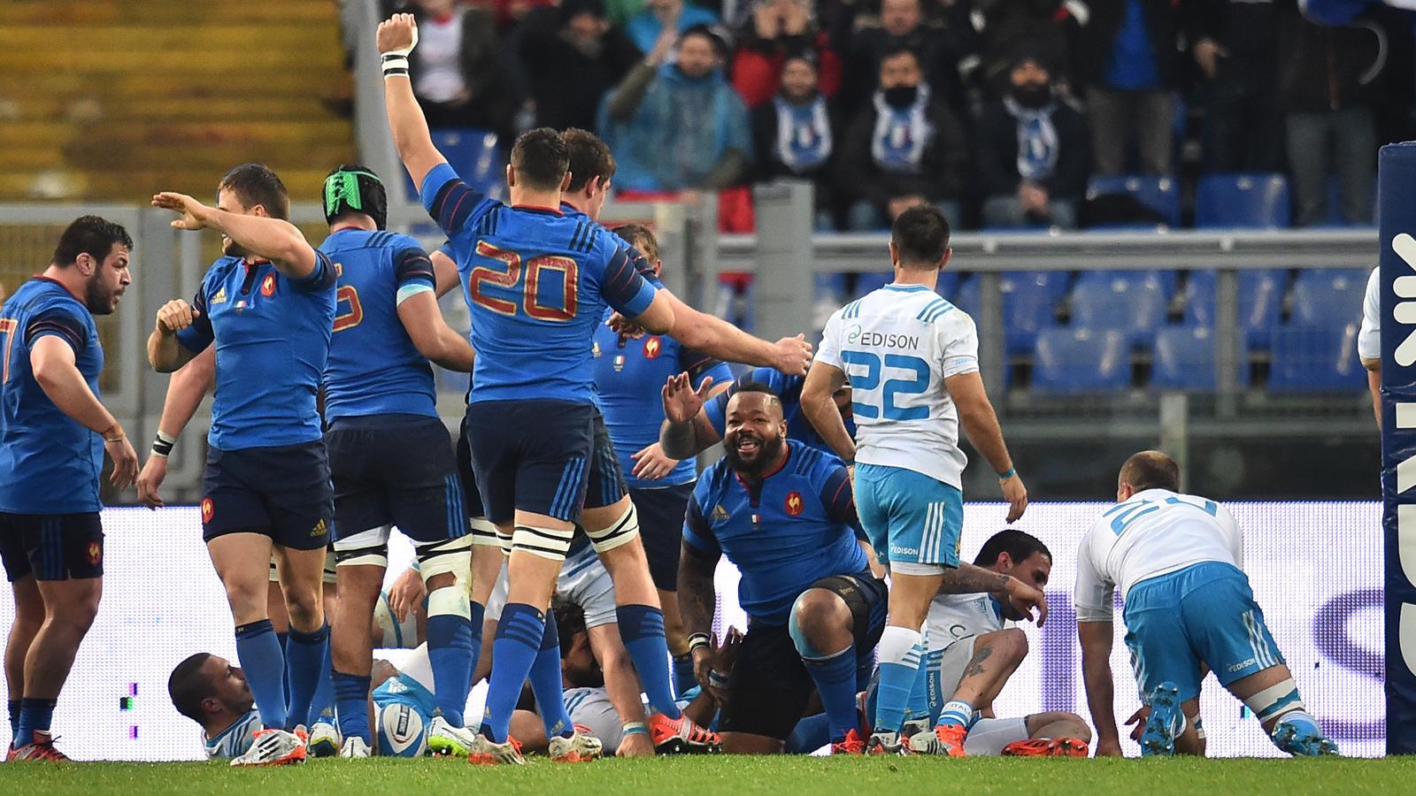 Coupe du monde 2015 france italie le match qui doit - Coupe de france rugby 2015 ...