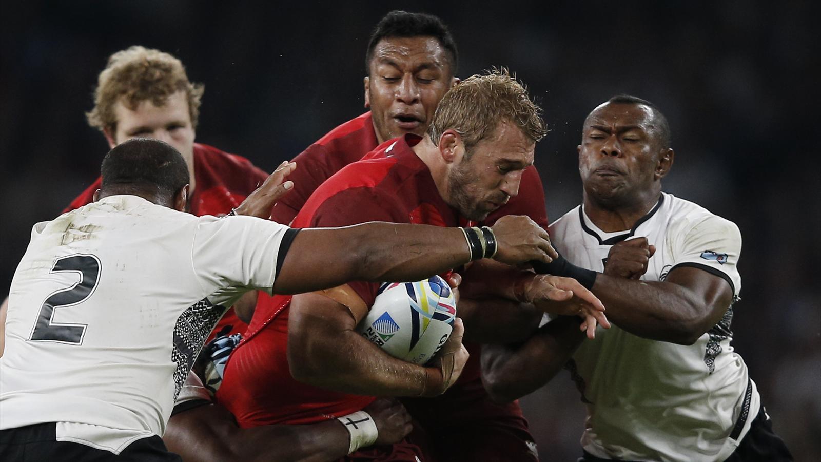 Rugby angleterre fidji 35 11 l 39 angleterre ne pouvait - Resultats coupe du monde de rugby 2015 ...