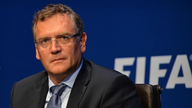 La FIFA requiert 9 ans de suspension contre Valcke