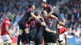 Georgia stun Tonga in big Rugby World Cup 2015 upset in Gloucester