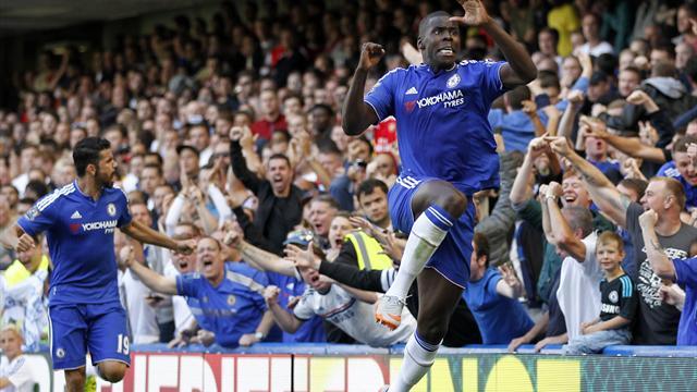 Chelsea a stoppé l'hémorragie grâce à un bon coup de pouce