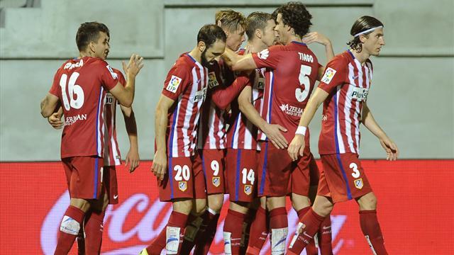 Torres remet l'Atlético dans le droit chemin, Valence concède le nul face au Betis