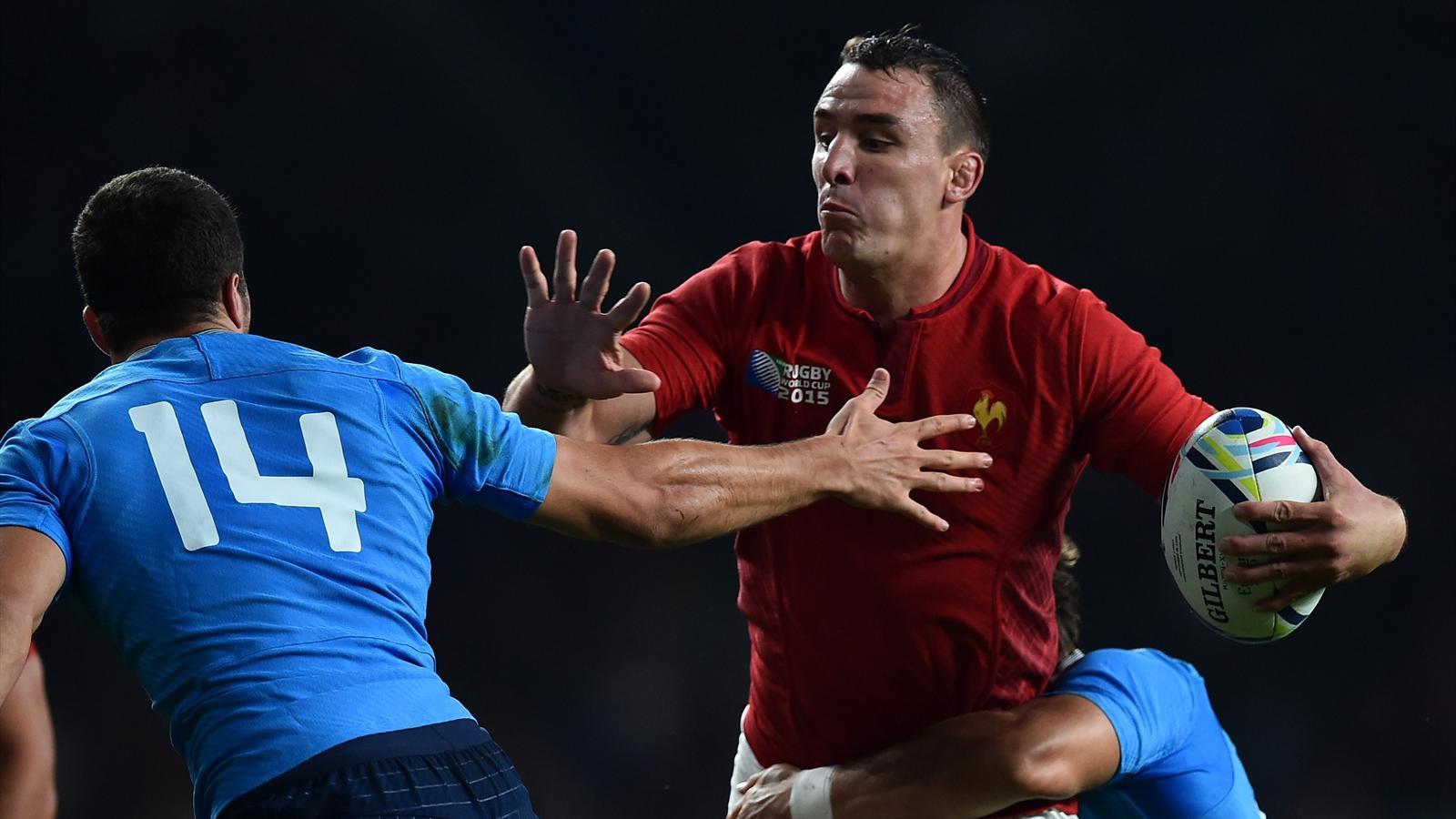 ... France / Italie de la Coupe du Monde de Rugby | Ensemble en régions
