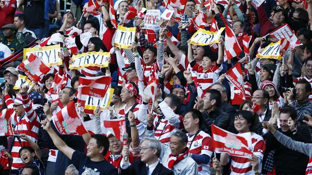 World Rugby chief backs Japan inclusion in new 'Five Nations'