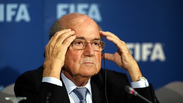 Blatter : «Ce procès me rappelle l'Inquisition»
