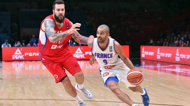 Francia-Serbia: Los galos se cuelgan el bronce (81-68)