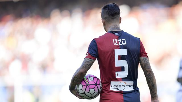 Calcioscommesse: ridotta da 18 a 6 mesi la squalifica di Armando Izzo