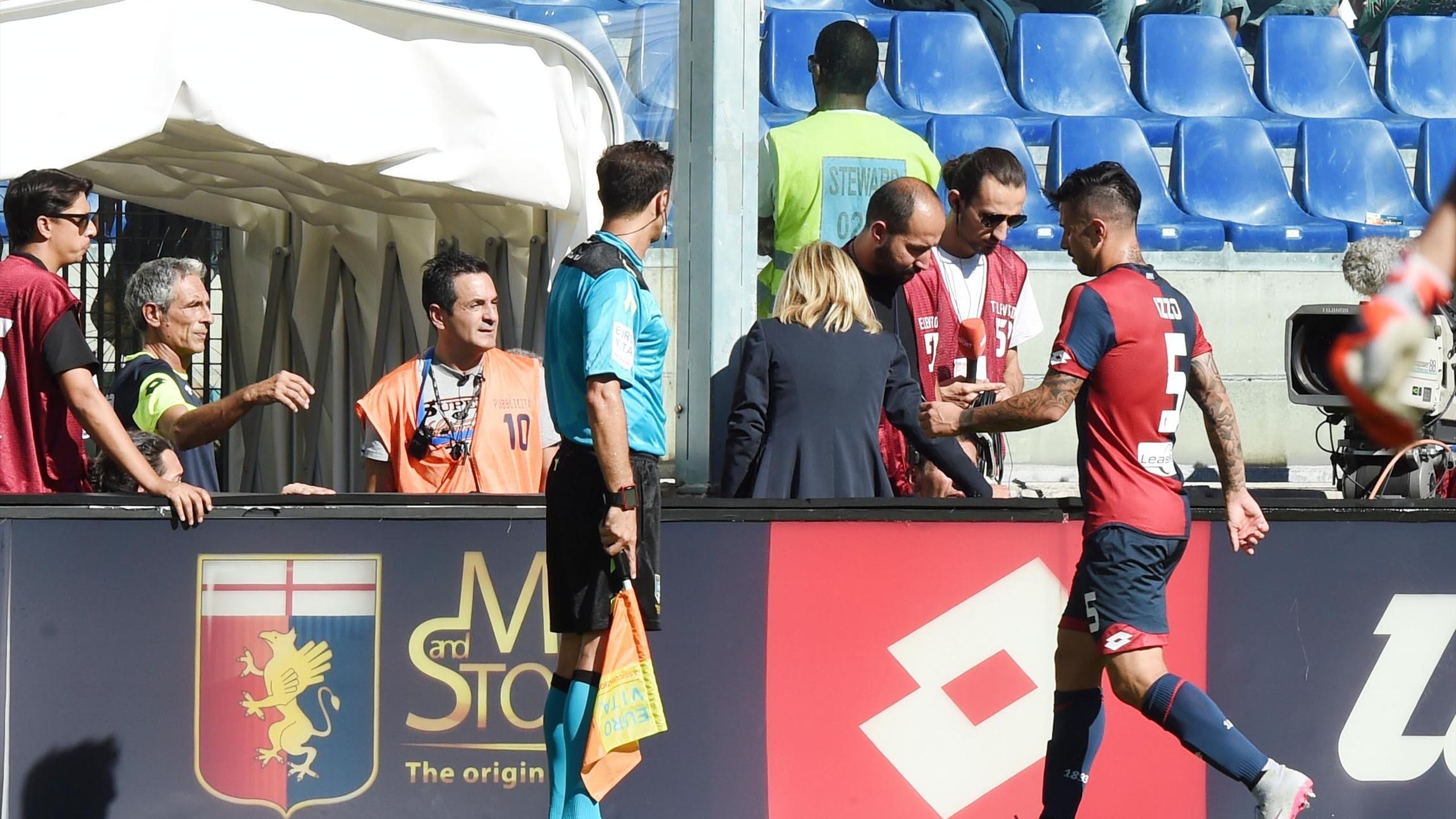 Le pagelle di Genoa-Juventus 0-2 - Serie A 2015-2016 ...