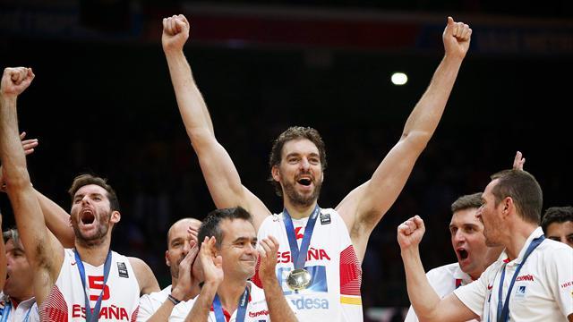 España-Lituania: ¡¡¡Campeones por tercera vez!!! (80-63)