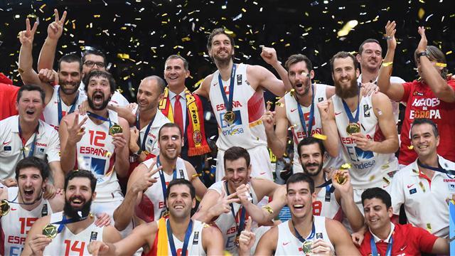 L'Espagne remonte sur son trône