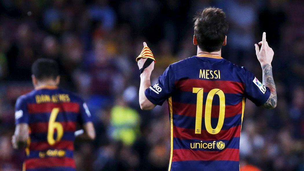 Luis Enrique: Barcelona's Lionel Messi 'doesn't seem human