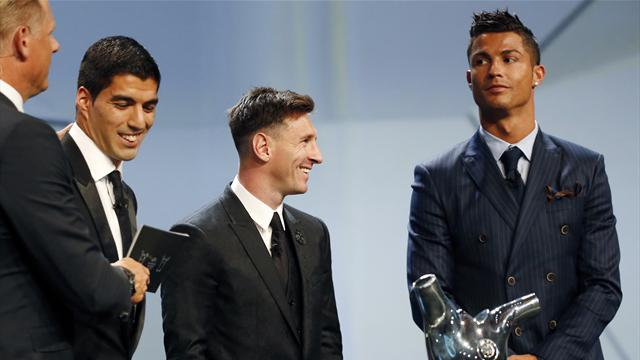 Why Suarez is better than Messi and Ronaldo - Rodriguez