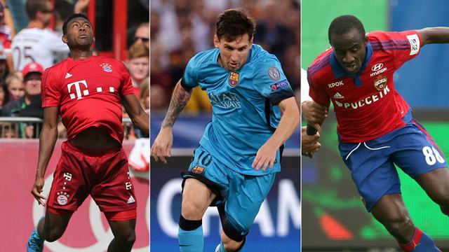 En Russie, Doumbia a fait encore mieux que Messi