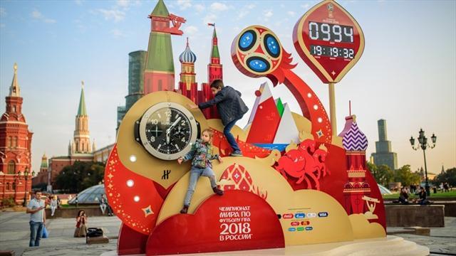 Россия потратила на ЧМ 13,7 млрд евро, но 43 процента россиян вообще не будут следить за играми