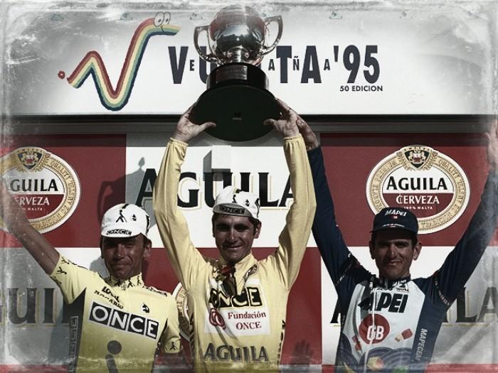 Laurent Jalabert remporte la Vuelta