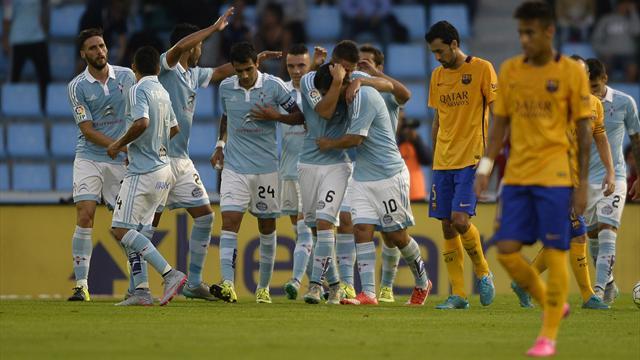 Le Barça n'est plus invaincu, sa défense a explosé